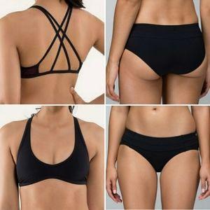 Lululemon Beach Break Bikini set